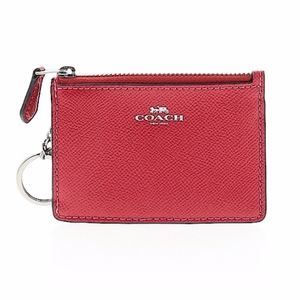 COACH Coin & Card Wallet